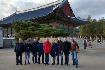 Стажировка руководителей центров кластерного развития в Республике Корея